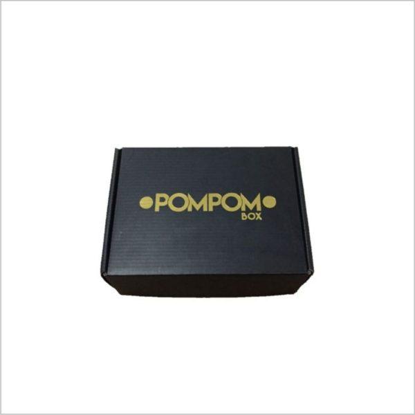 Golden Foil Boxes