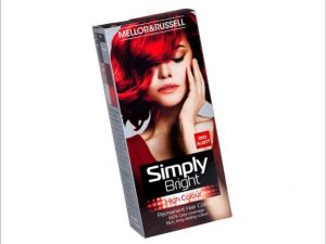 Hair Color Boxes