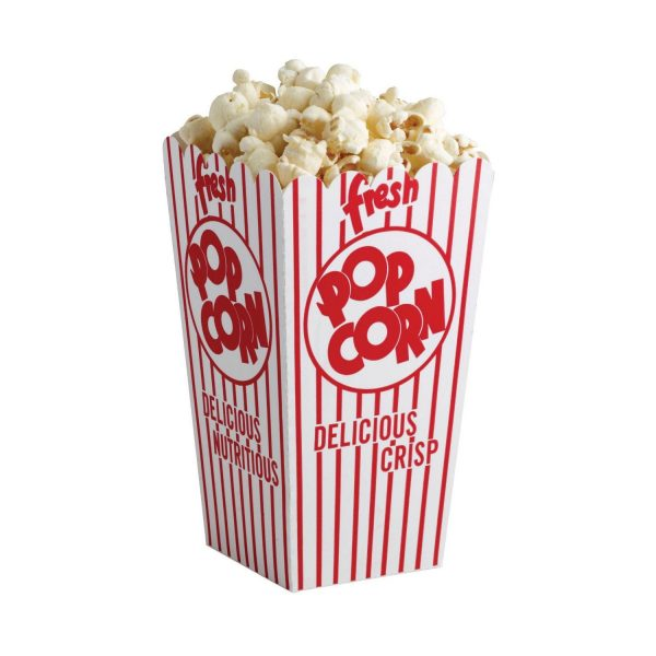 Popcorn Boxes For Sale