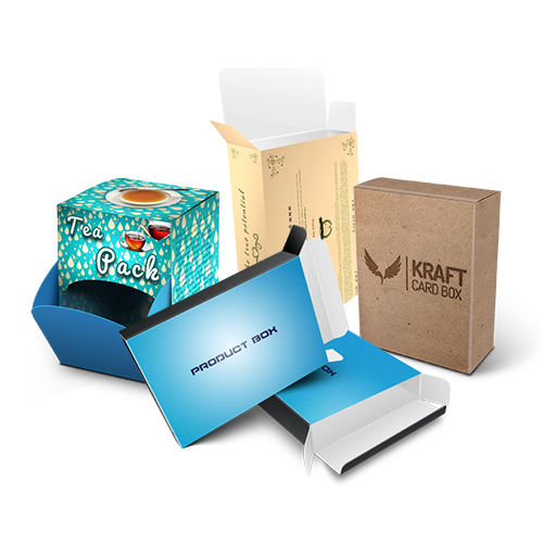Printed Of Packaging Boxes