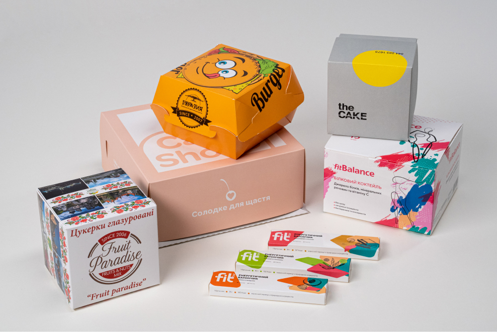 The Custom Packaging Boxes